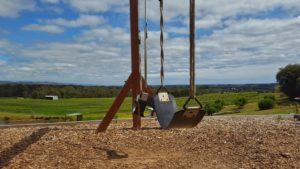 Swings at Gemtree